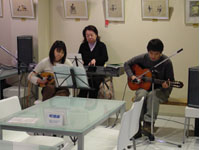 音楽茶会(2)