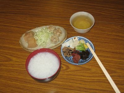 第24回 朝粥食べて、おシャベリ会(5)