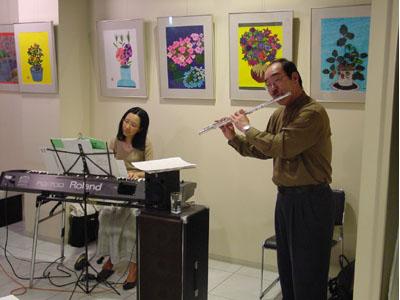 音楽茶会(1)