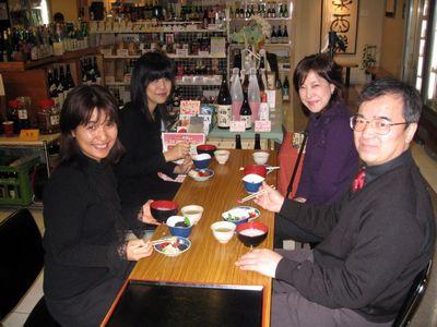 第26回 朝粥食べて、オシャベリ会(7)