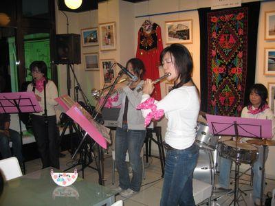 NPO法人音の風 「音楽小茶会」(2)