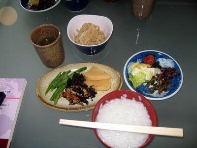 第27回 朝粥食べて、おシャベリ会(8)