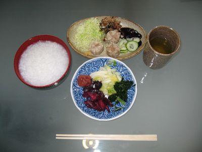 第28回 朝粥食べて、おシャベリ会(8)