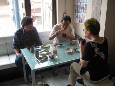 第28回 朝粥食べて、おシャベリ会(10)