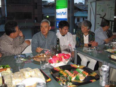 佐竹さんご夫妻 ご結婚40周年記念パーティー(2)