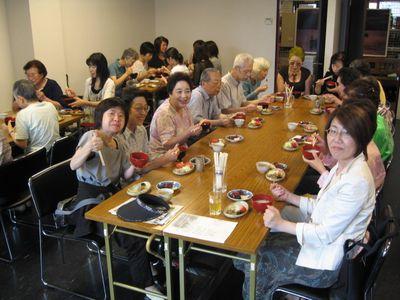 第31回 朝粥食べて、おシャベリ会(10)