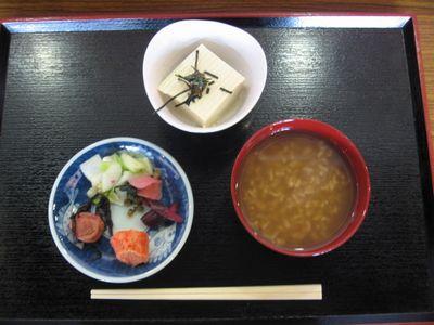 第32回 朝粥食べて、おシャベリ会(4)