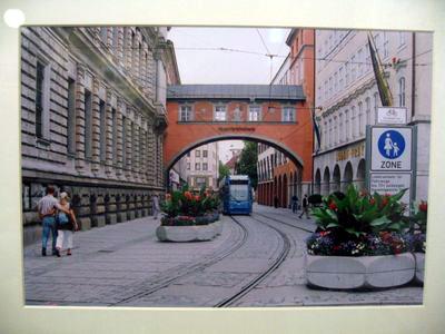 「ドイツの街角に市電」 沖中忠順写真展
