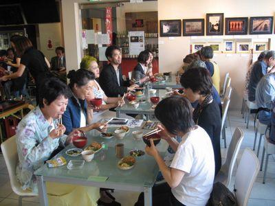 第33回 朝粥食べて、おシャベリ会(4)