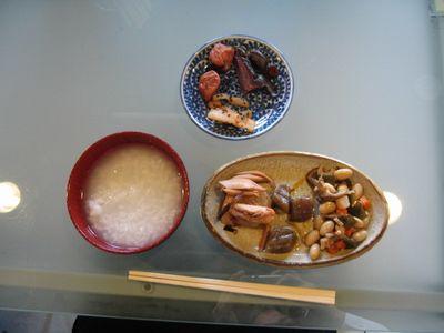 第34回 「朝粥食べて、おシャベリ会」(4)