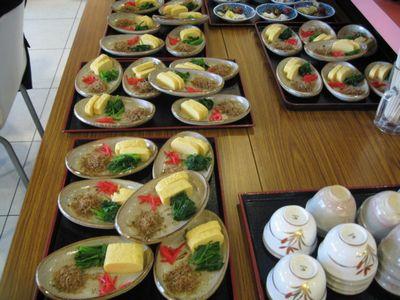 第35回 朝粥食べて、おシャベリ会(3)