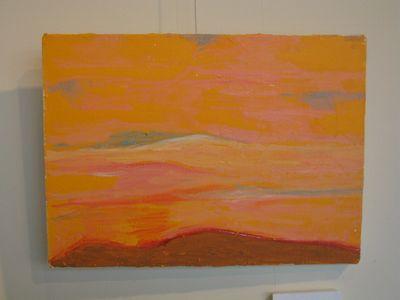 「A LONG WALK」 北村博子油絵展(7)