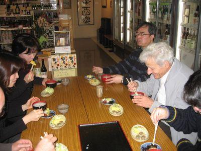 第38回 朝粥食べて、おシャベリ会(8)