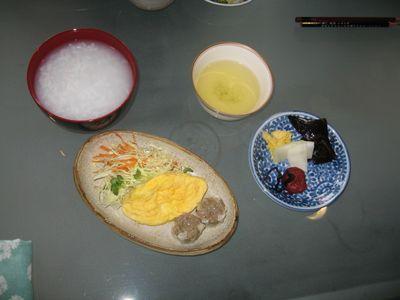 第38回 朝粥食べて、おシャベリ会(9)