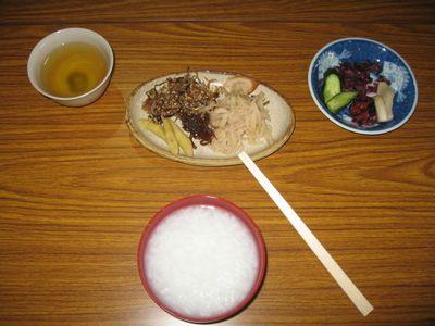 第39回 朝粥食べて、おシャベリ会(5)
