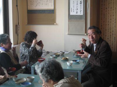 第39回 朝粥食べて、おシャベリ会(7)