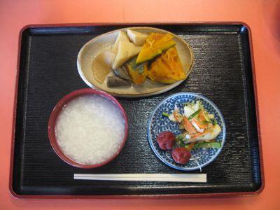 第40回 朝粥食べて、おシャベリ会(4)