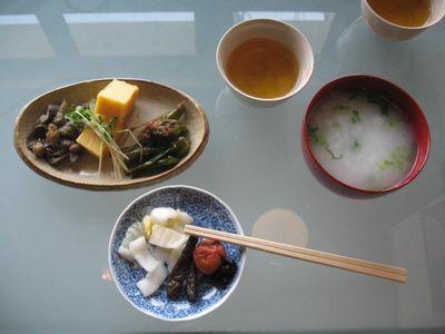 第44回 朝粥食べて、おシャベリ会(5)
