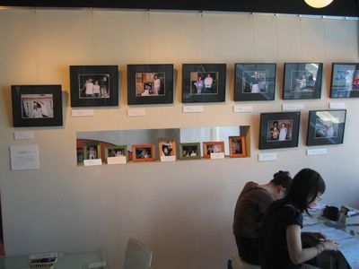 「ご近所さん �」 昭和保育園児写真展(6)