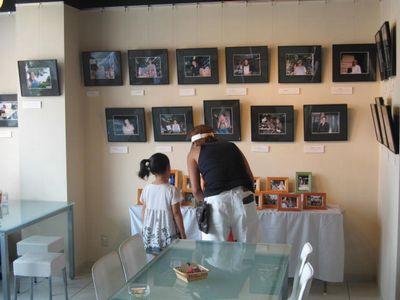 「ご近所さん �」 昭和保育園児写真展(8)