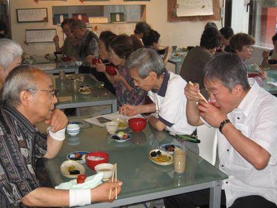 第45回 朝粥食べて、おシャベリ会(7)