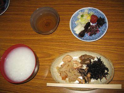 第48回 朝粥食べて、おシャベリ会(6)