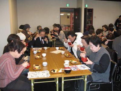 第49回 朝粥食べて、おシャベリ会(4)