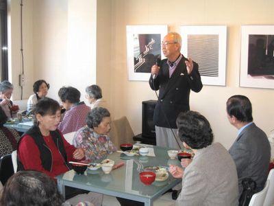 第51回 朝粥食べて、おシャベリ会(8)