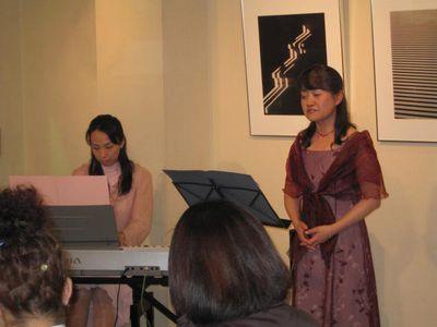 第61回 NPO法人音の風「音楽茶会」(1)