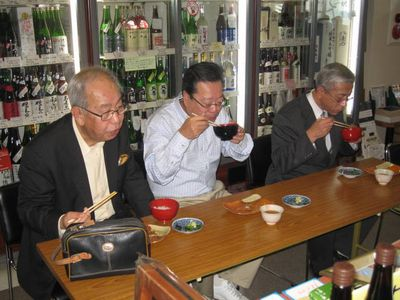 第52回 朝粥食べて、おシャベリ会(3)
