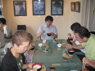 第54回 朝粥食べて、おシャベリ会(5)