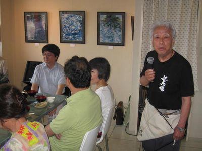 第54回 朝粥食べて、おシャベリ会(6)