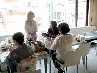 HAPPY  AROMA  HEALING −ワンコイン体験イベントー(3)