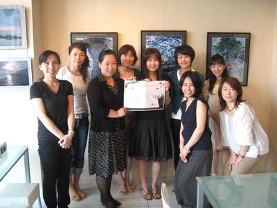 HAPPY  AROMA  HEALING −ワンコイン体験イベントー(6)
