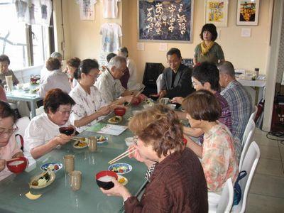 第55回 朝粥食べて、おシャベリ会(9)