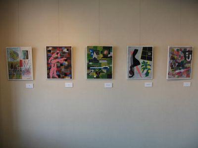タカノタカシ fake art 展(2)