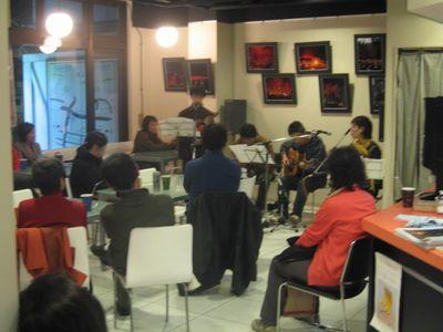 第17回 NPO法人 音の風 「音楽茶会」(3)