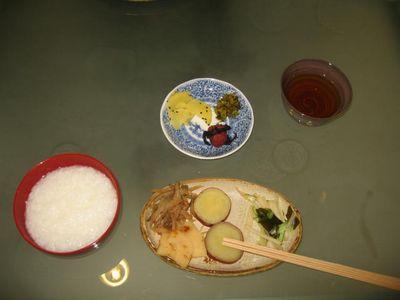 第63回 朝粥食べて、おシャベリ会(6)