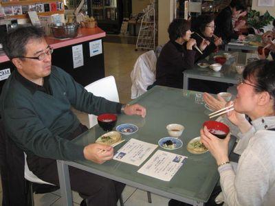 第64回 朝粥食べて、おシャベリ会(8)