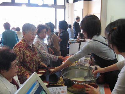 第65回 朝粥食べて、おシャベリ会(5)