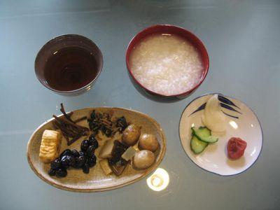 第65回 朝粥食べて、おシャベリ会(6)
