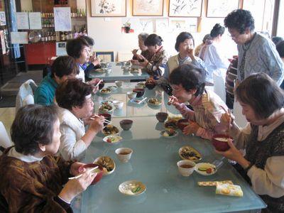 第65回 朝粥食べて、おシャベリ会(7)