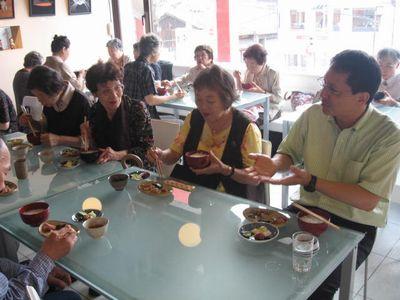 第66回 朝粥食べて、おシャベリ会(4)