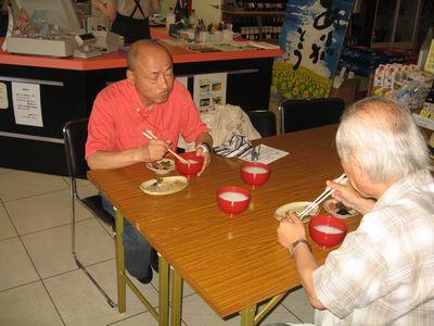 第67回 朝粥食べて、おシャベリ会(5)