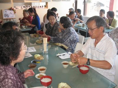 第68回 朝粥食べて、おシャベリ会(5)