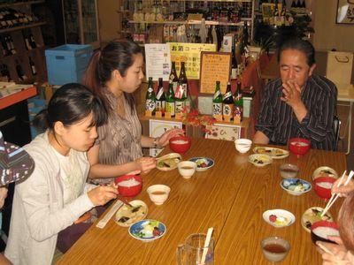 第69回 朝粥食べて、おシャベリ会(5)