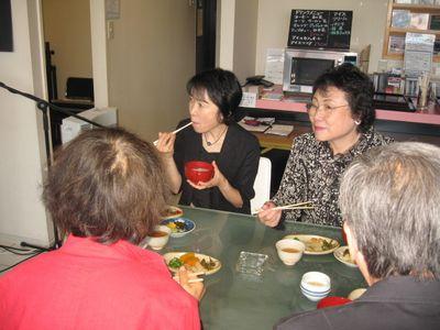 第70回 朝粥食べて、おシャベリ会(5)