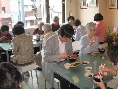 第78回 朝粥食べて、おシャベリ会(6)