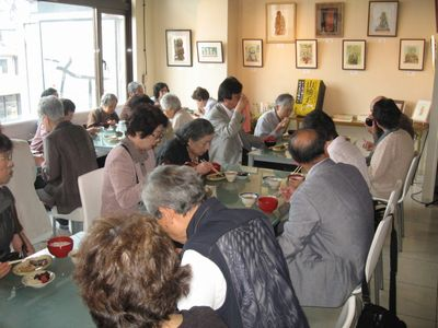 第78回 朝粥食べて、おシャベリ会(7)
