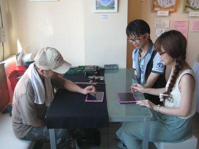 たけの世界 個展 in 集酉楽(syu-yu-raku)サカタニ 2011(14)